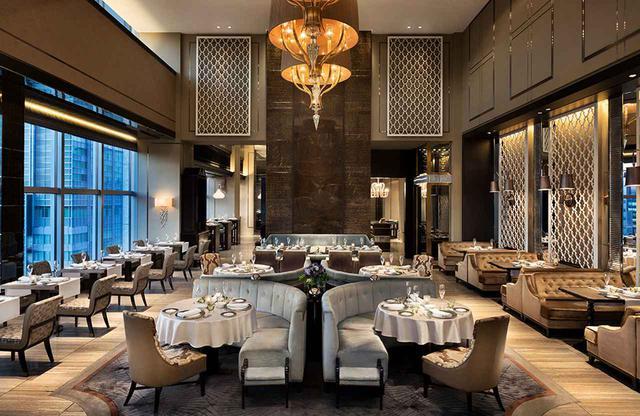 画像: シグネチャーレストラン、イタリア料理の「ピャチェーレ」