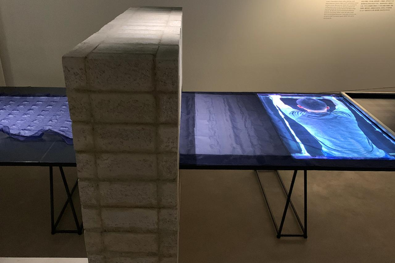 Images : 『須藤玲子の仕事-NUNOのテキスタイルができるまで』展示風景
