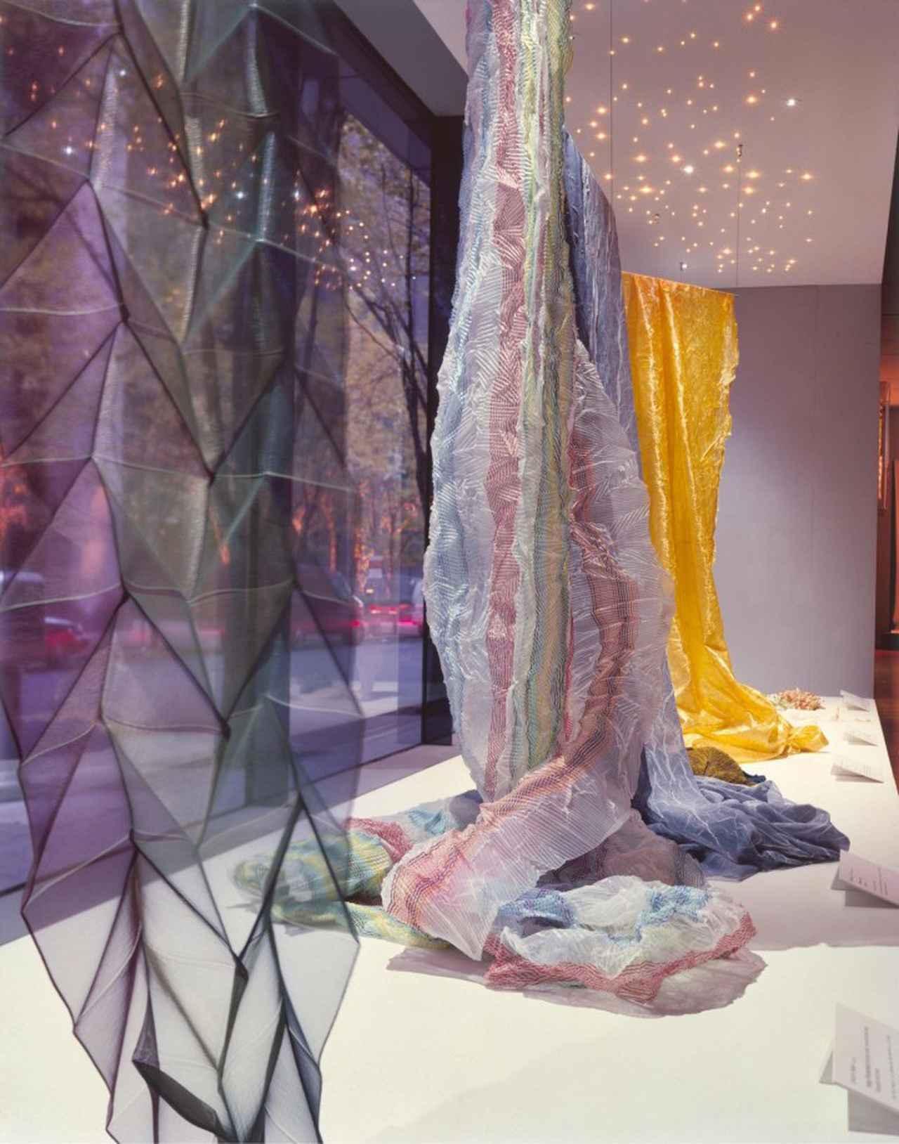 Images : 3番目の画像 - 「一枚の布が物語る テキスタイルデザイナー 須藤玲子の仕事」のアルバム - T JAPAN:The New York Times Style Magazine 公式サイト
