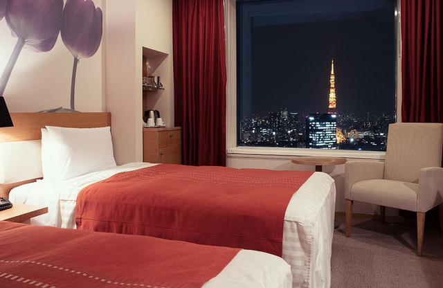 画像: スタンダード・フロア「ツイン 東京タワーサイド」