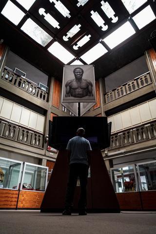 エチオピア国立博物館