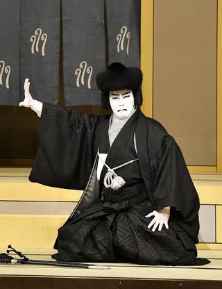 「新春浅草歌舞伎」より