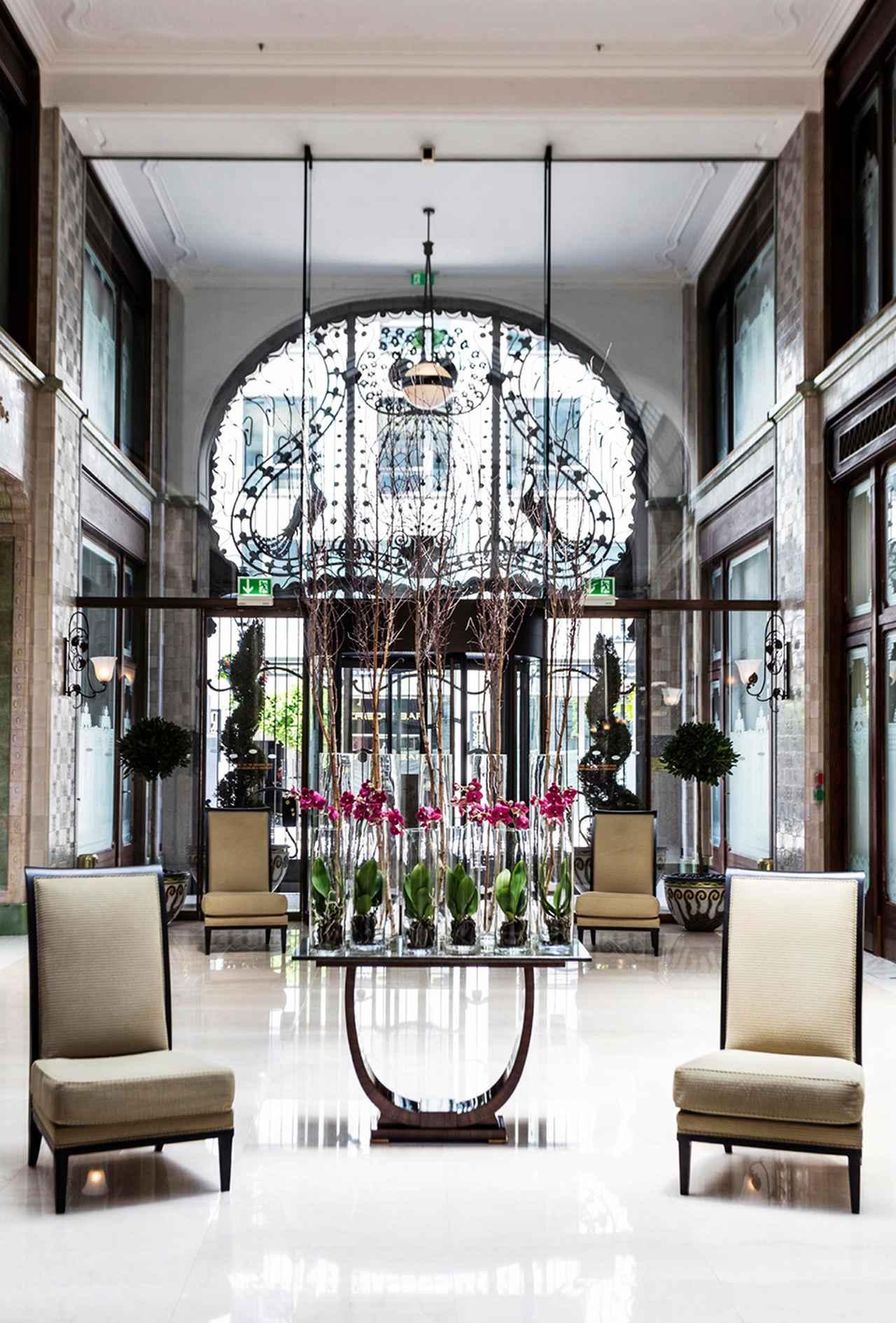 Images : フォーシーズンズ・ホテル・グレシャム・パレス・ブダペスト