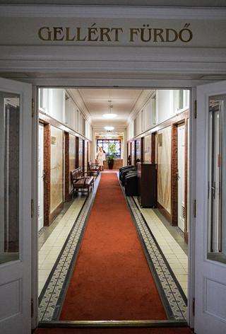 ダヌビウス・ホテル・ゲッレールト