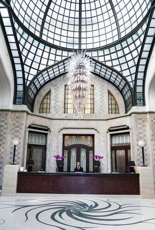 フォーシーズンズ・ホテル・グレシャム・パレス・ブダペスト