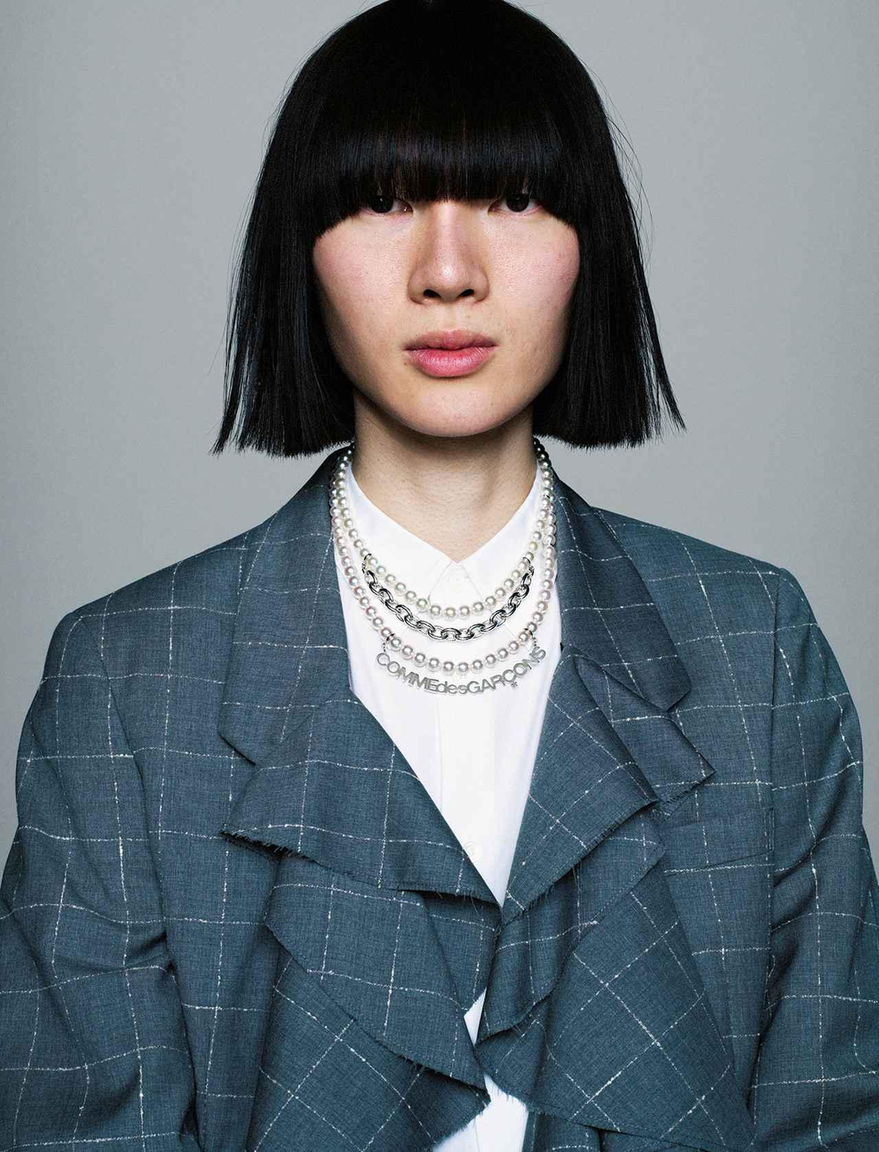Images : 2番目の画像 - 「紳士に真珠の輝きをーー コム デ ギャルソンとミキモトが 提示する新たな価値観」のアルバム - T JAPAN:The New York Times Style Magazine 公式サイト