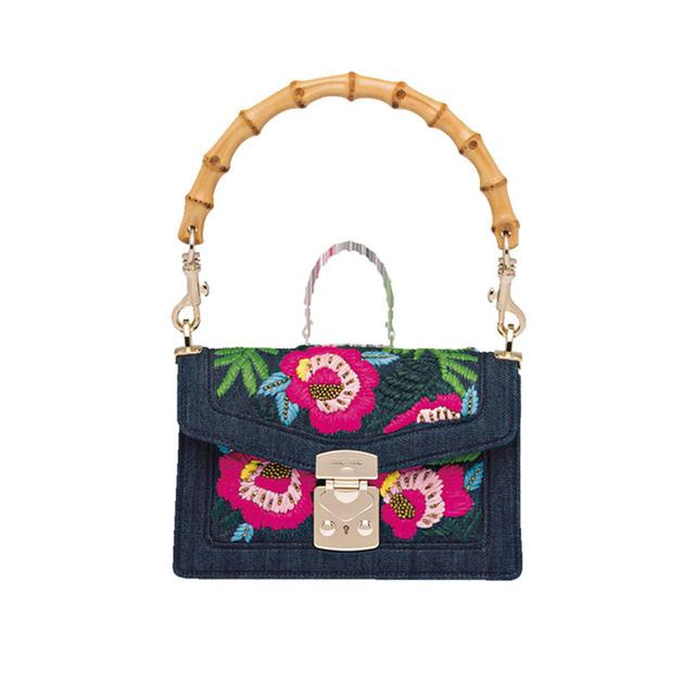 画像1: T JAPAN's Choice 軽やかに、颯爽と。春のバッグは キャンバス&デニム主義