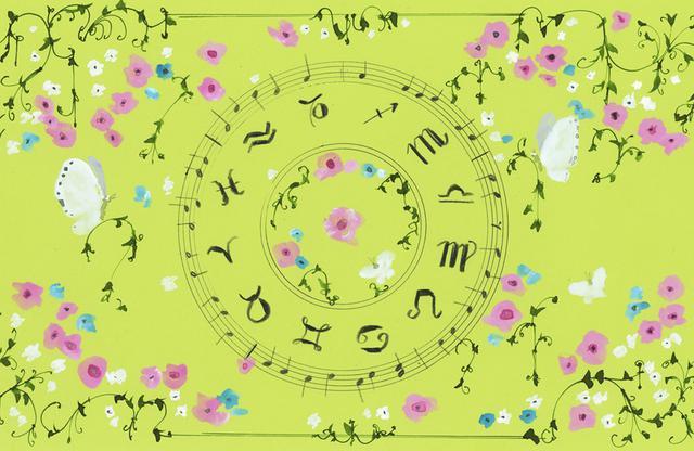 画像1: 濱 美奈子 ハーモニー占星術 2020年4月