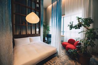客室「K5 Room Loft Floor」