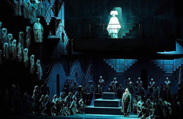画像: 新国立劇場オペラ『トゥーランドット』より PHOTOGRAPH BY MASAHIKO TERASHI