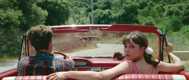 画像: 『気狂いピエロ』 (1965年)/監督:ジャン・リュック・ゴダール COURTESY OF MUBI