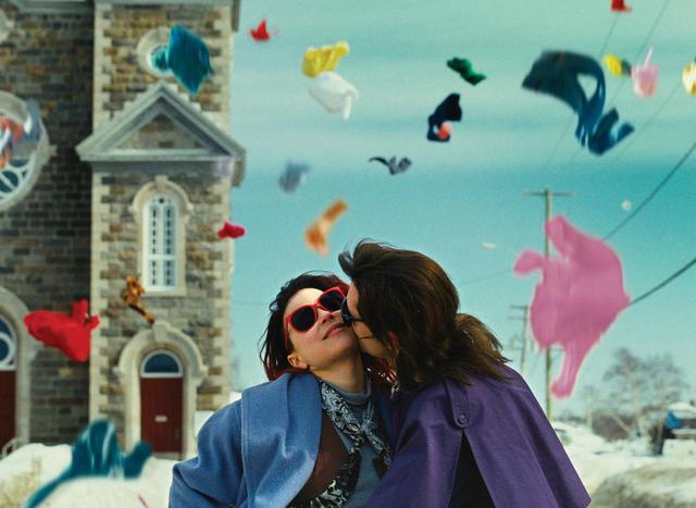 画像: 『わたしはロランス』 (2012年)/監督:グザヴィエ・ドラン COURTESY OF MUBI