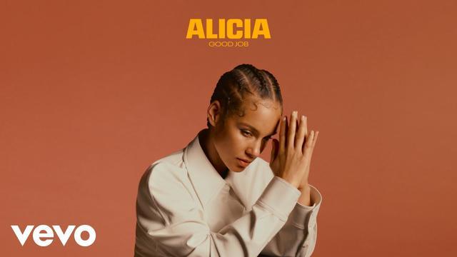 画像: Alicia Keys - Good Job (Audio) youtu.be