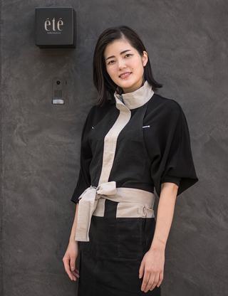 庄司夏子(NATSUKO SHOJI)