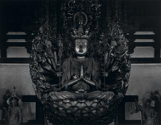 杉本博司《仏の海(中尊)》1995