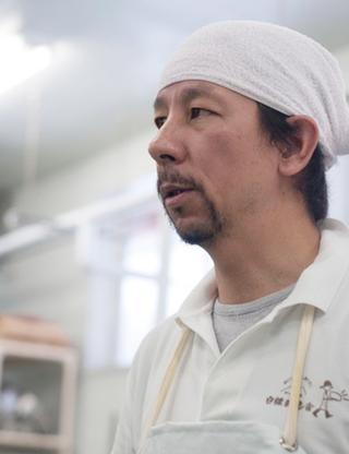 チーズ工房 白糠酪恵舎の井ノ口 和良さん