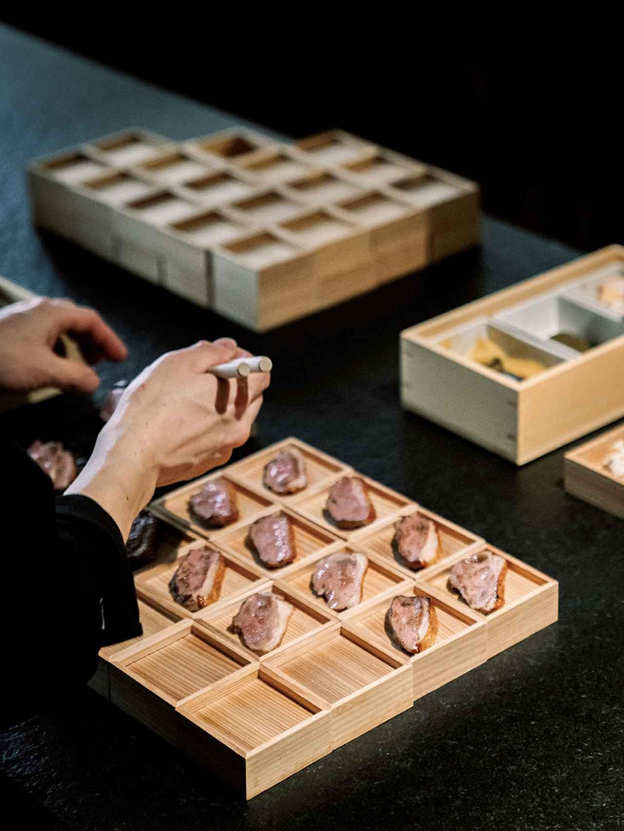 Images : 7番目の画像 - 「OGATA Paris ーー パリの空間に映る 日本の食とデザインの粋」のアルバム - T JAPAN:The New York Times Style Magazine 公式サイト