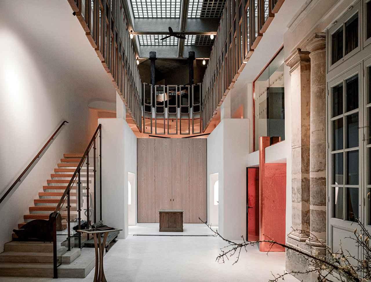 Images : 1番目の画像 - 「OGATA Paris ーー パリの空間に映る 日本の食とデザインの粋」のアルバム - T JAPAN:The New York Times Style Magazine 公式サイト