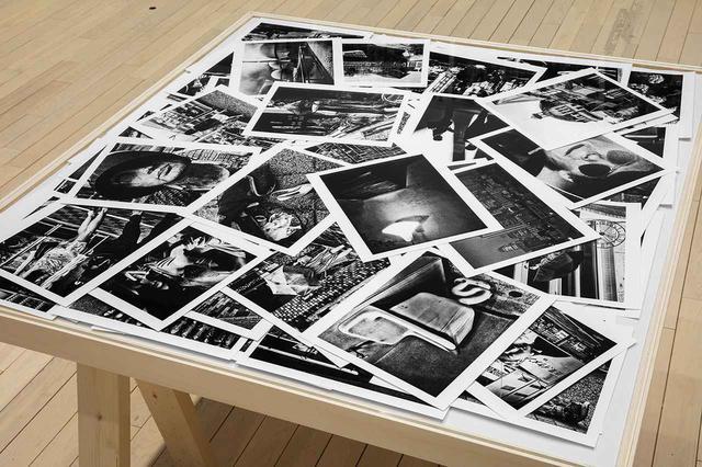画像: 森山大道の個人写真誌『記録』の最新号のために撮影された写真 PHOTOGRAPH BY SAYUKI INOUE
