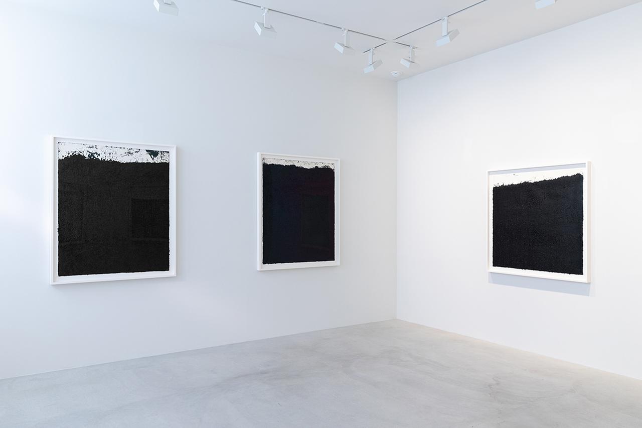 Images : 『リチャード・セラ:ドローイング』|ファーガス・マカフリー東京