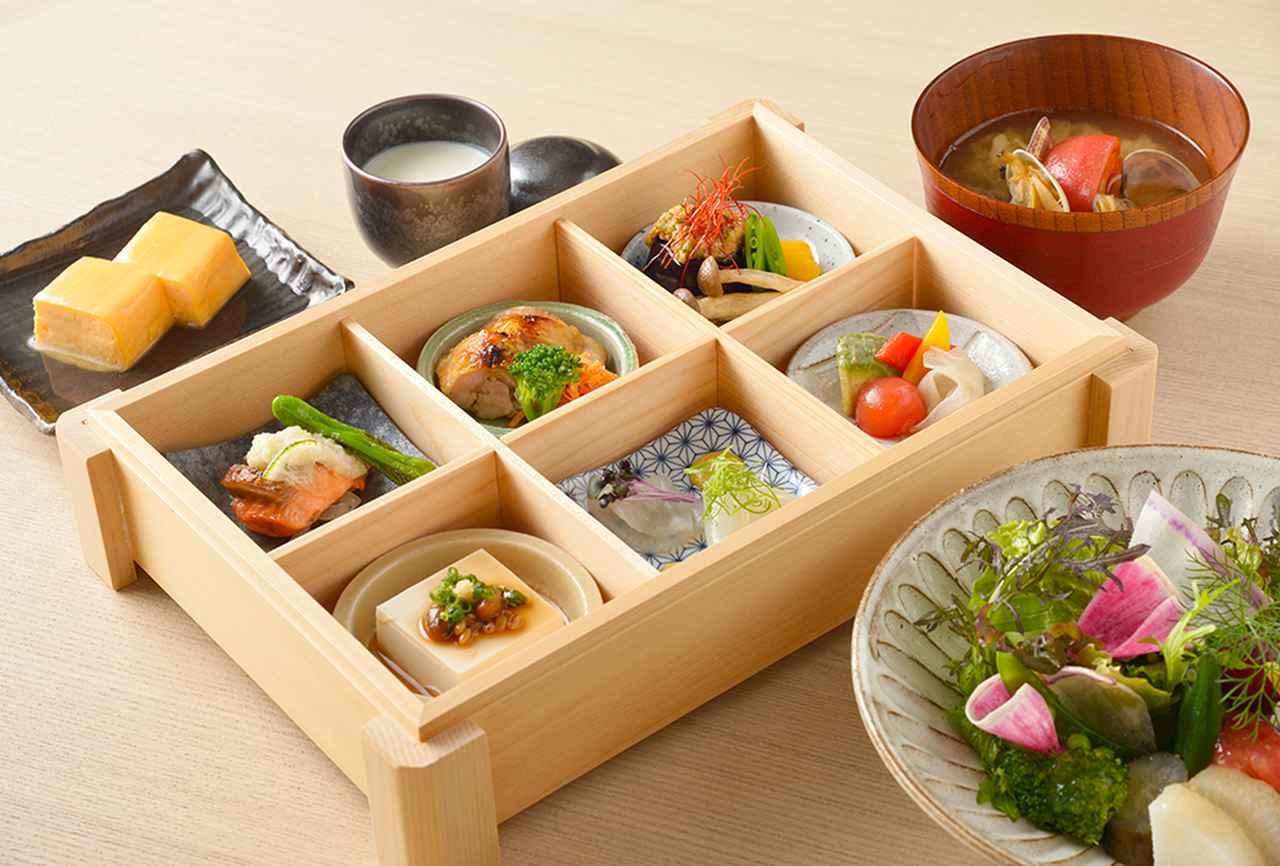 Images : ホテル朝食の新しい形「晴れの朝食」