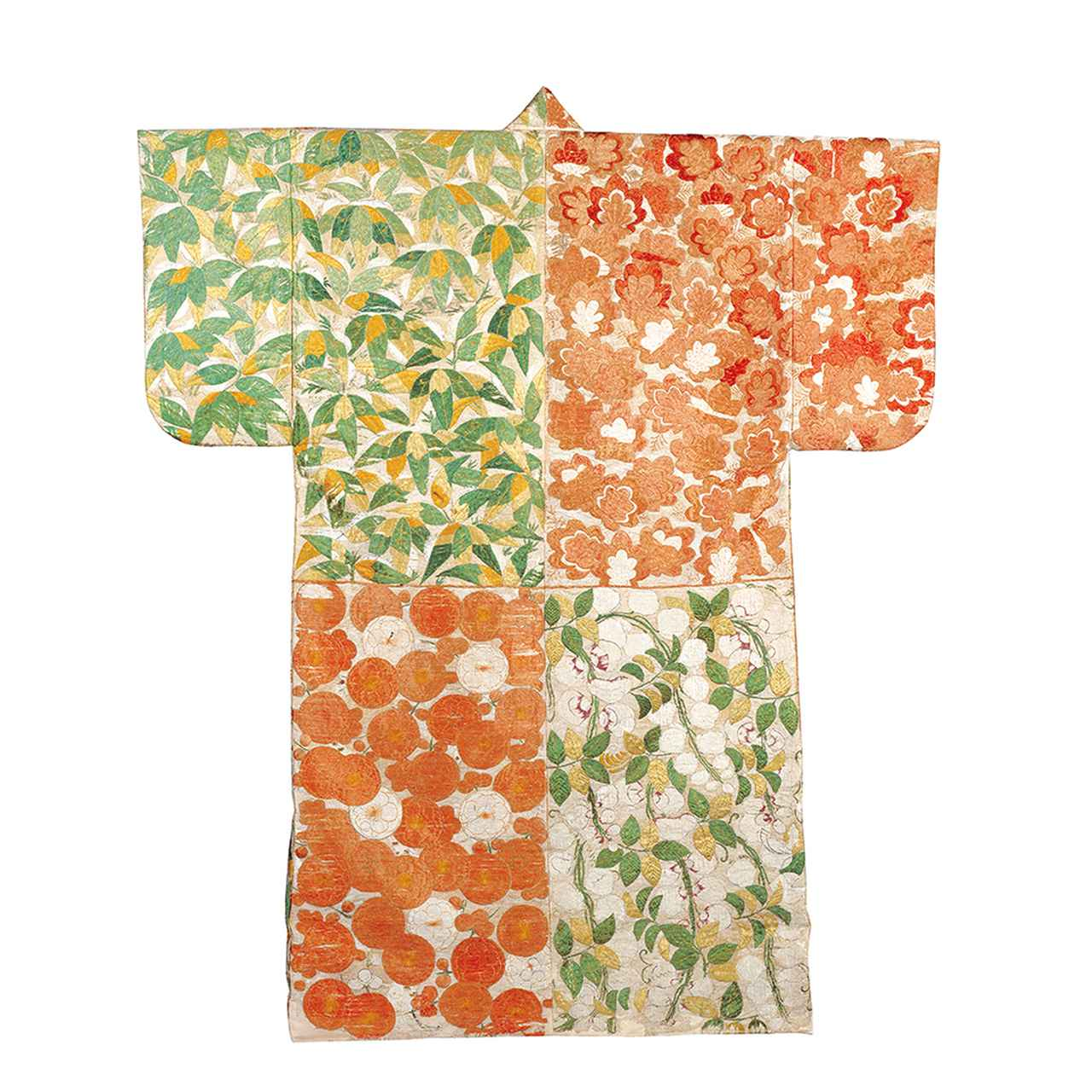 Images : 『きもの KIMONO』|東京国立博物館