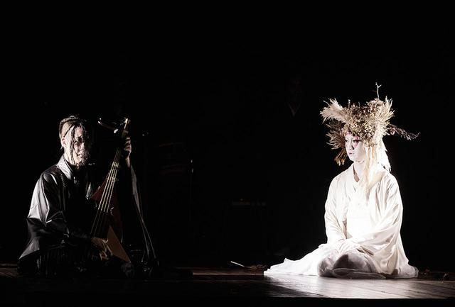 画像: 『花のこゝろ』より、尾上右近(左)と中村壱太郎 COURTESY OF ART KABUKI
