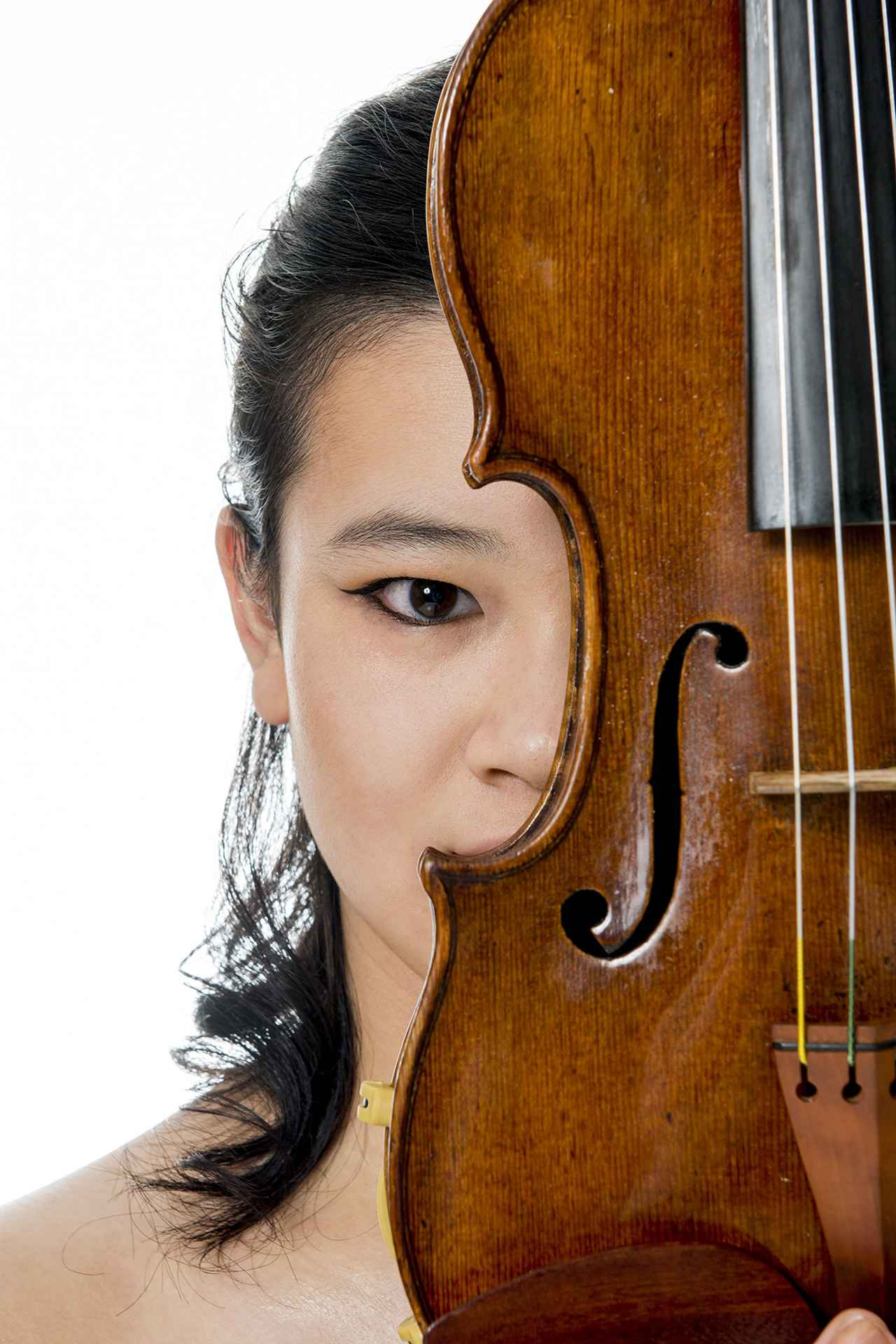Images : 前田妃奈(ヴァイオリン)