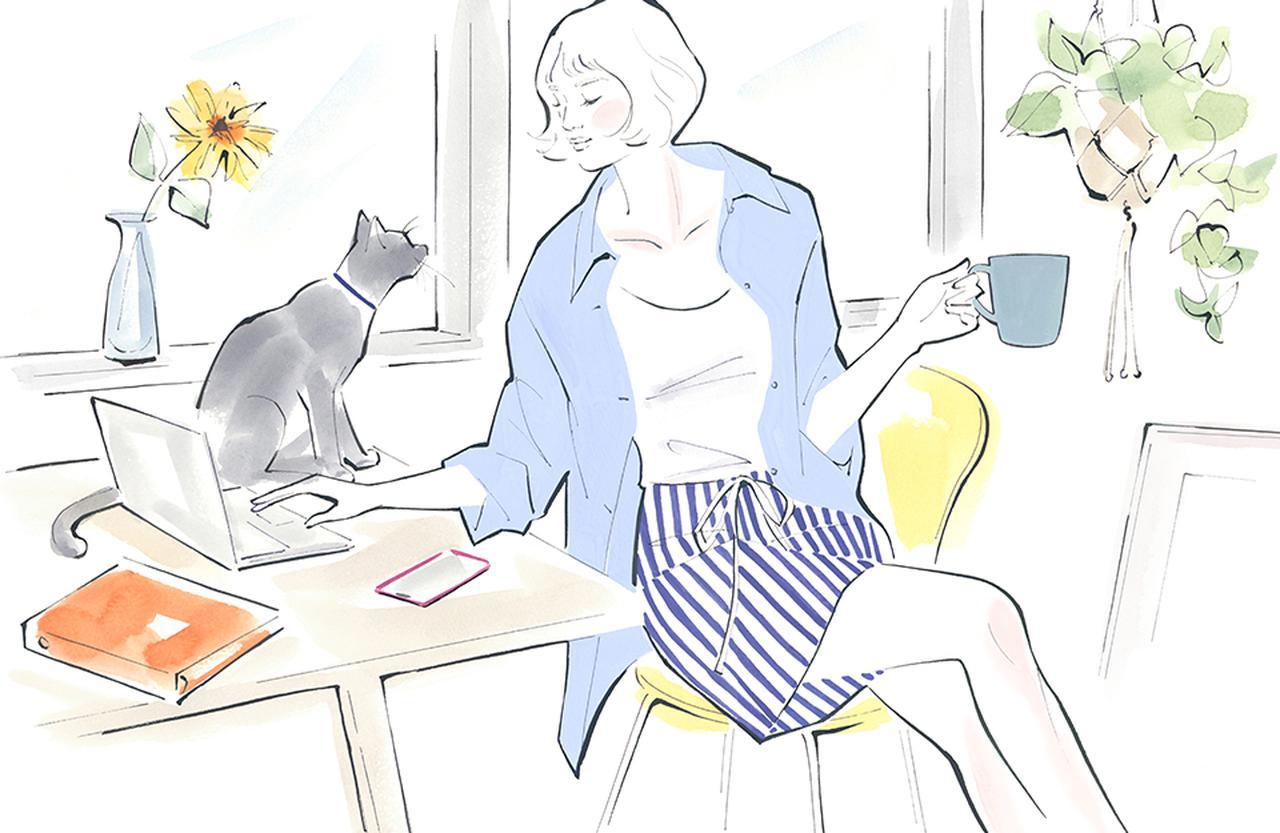 """Images : 5番目の画像 - 「自ら生み出す""""ツヤ""""を活かす 究極*のファウンデイションで 幸福な輝きを放つ肌へ」のアルバム - T JAPAN:The New York Times Style Magazine 公式サイト"""