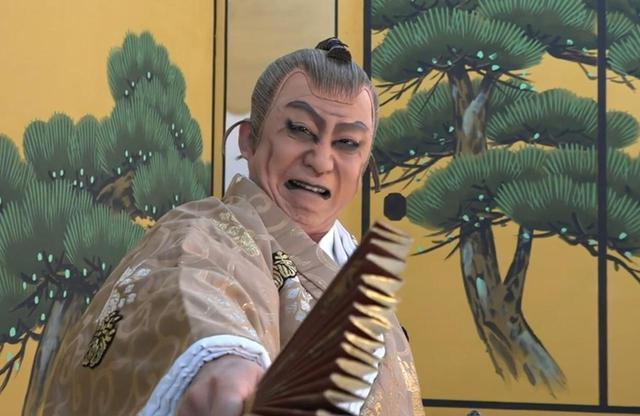 画像: 『図夢歌舞伎 忠臣蔵』高師直=松本幸四郎(第一回より) ©️ SHOCHIKU