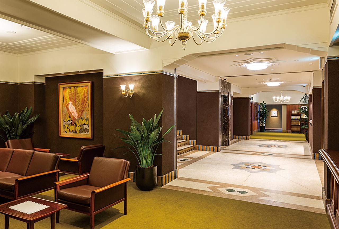 Images : 山の上ホテル(HILLTOP HOTEL)
