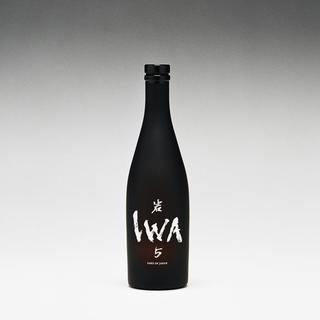 「IWA 5」<720ml> ¥13,000