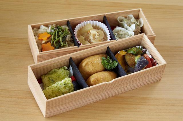 画像: 「ランチボックス」(要予約)¥1,500~¥1,800