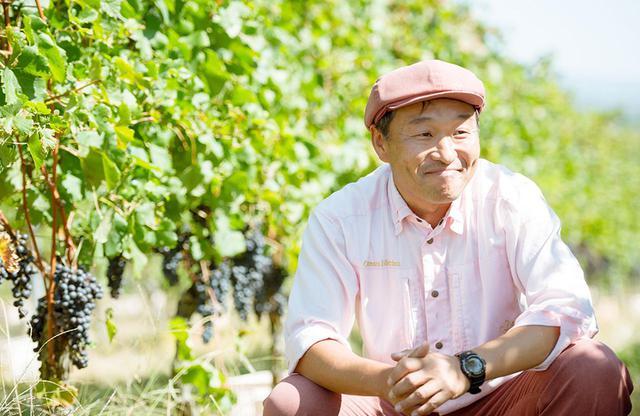 画像: シャトー・メルシャン 椀子ワイナリー長 小林弘憲氏 椀子ワイナリーの建設に当初から関わってきた。栽培から醸造まで、一貫したワイン造りを探求する。甲州ブドウからそれまで感じることができなかった柑橘系アロマを感じるキュヴェを発見し、『シャトー・メルシャン甲州きいろ香』を生み出したのも小林氏だ