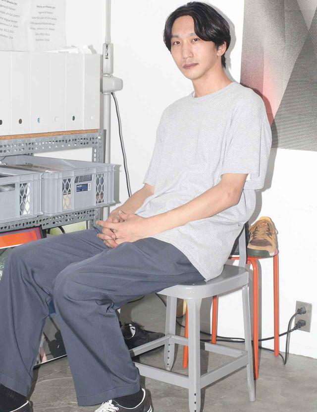 画像: フォトグラファーの三ツ谷 想さん