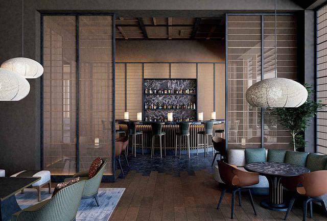 画像: まさに「和モダン」の粋を集めたクラブハウスは「イチロクアーキテクツ」の小川達也氏が監修。「日本の美意識である自然との調和。それを軸に、モータースポーツのスピード感や高揚感をガラスや金属などで表現しました。クラブハウス以外の施設も地形を生かした建物にこだわっています」