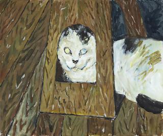 横尾忠則『タマ、帰っておいで』|西村画廊