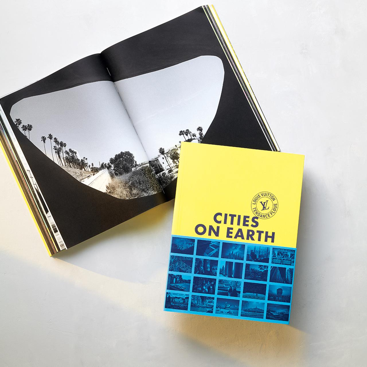 Images : ルイ・ヴィトンの「CITIES ON EARTH 」