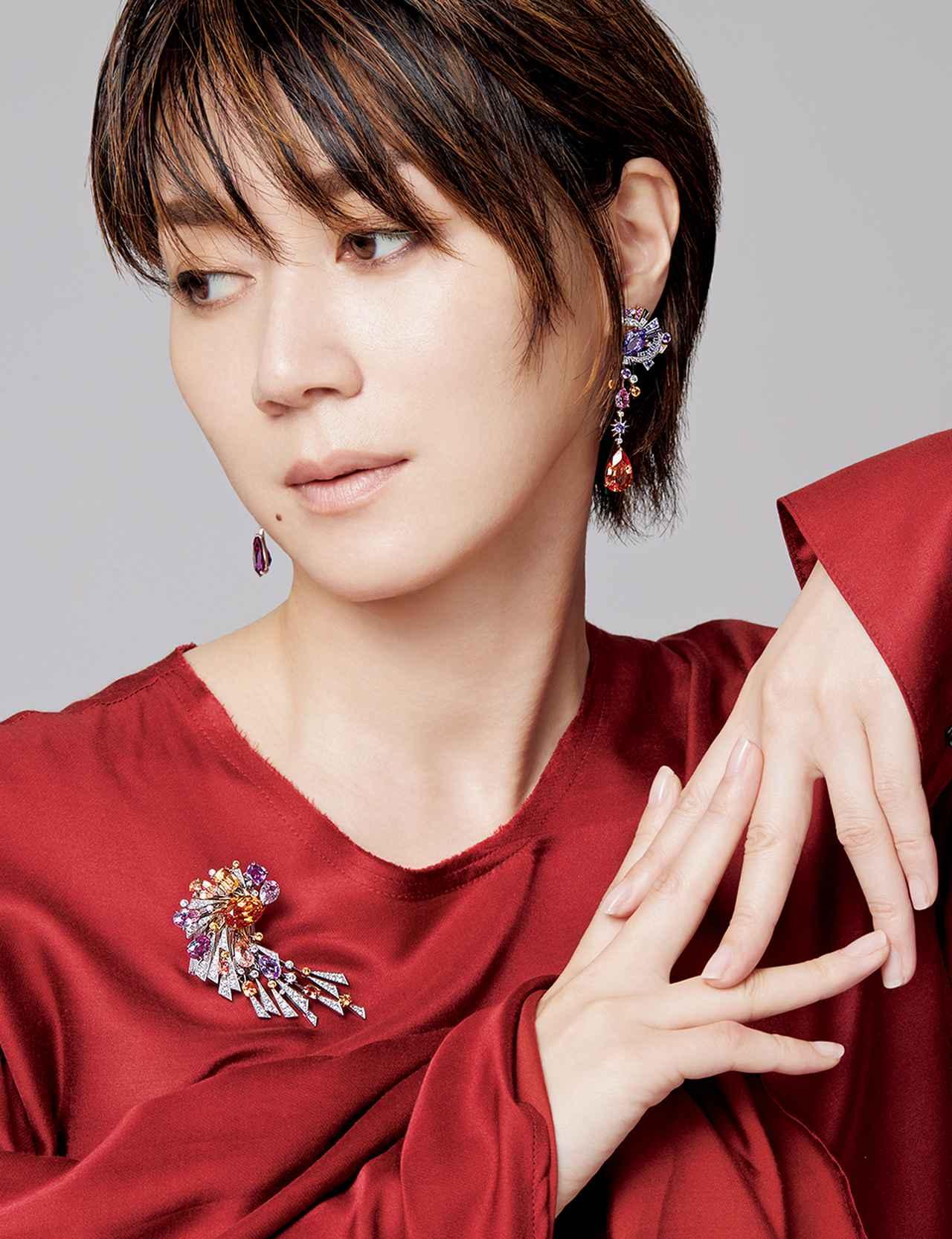 Images : 5番目の画像 - 「凰稀かなめ、奇跡の煌めき」のアルバム - T JAPAN:The New York Times Style Magazine 公式サイト