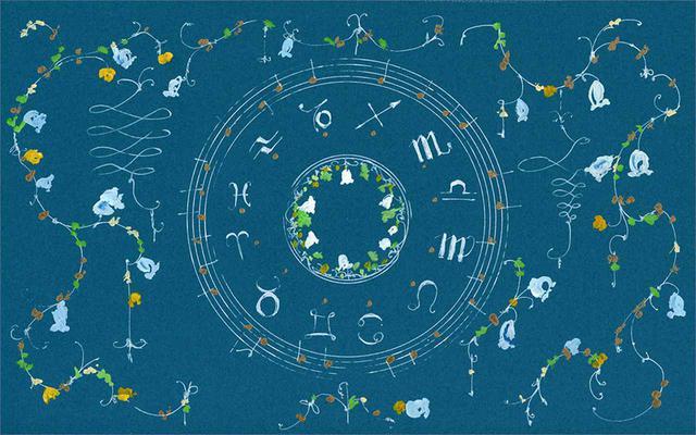 画像1: 濱 美奈子 ハーモニー占星術 2020年12月
