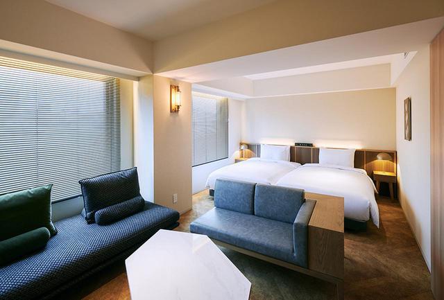 画像: デラックスツイン(1001号室)<35㎡> ホテル内で最も広い客室。貴重な1977年製造「VANDERSTEEN(ヴァンダースティーン)」のヴィンテージスピーカー「MODEL1」を装備 PHOTOGRAPS: COURTESY OF NOHGA HOTEL AKIHABARA TOKYO