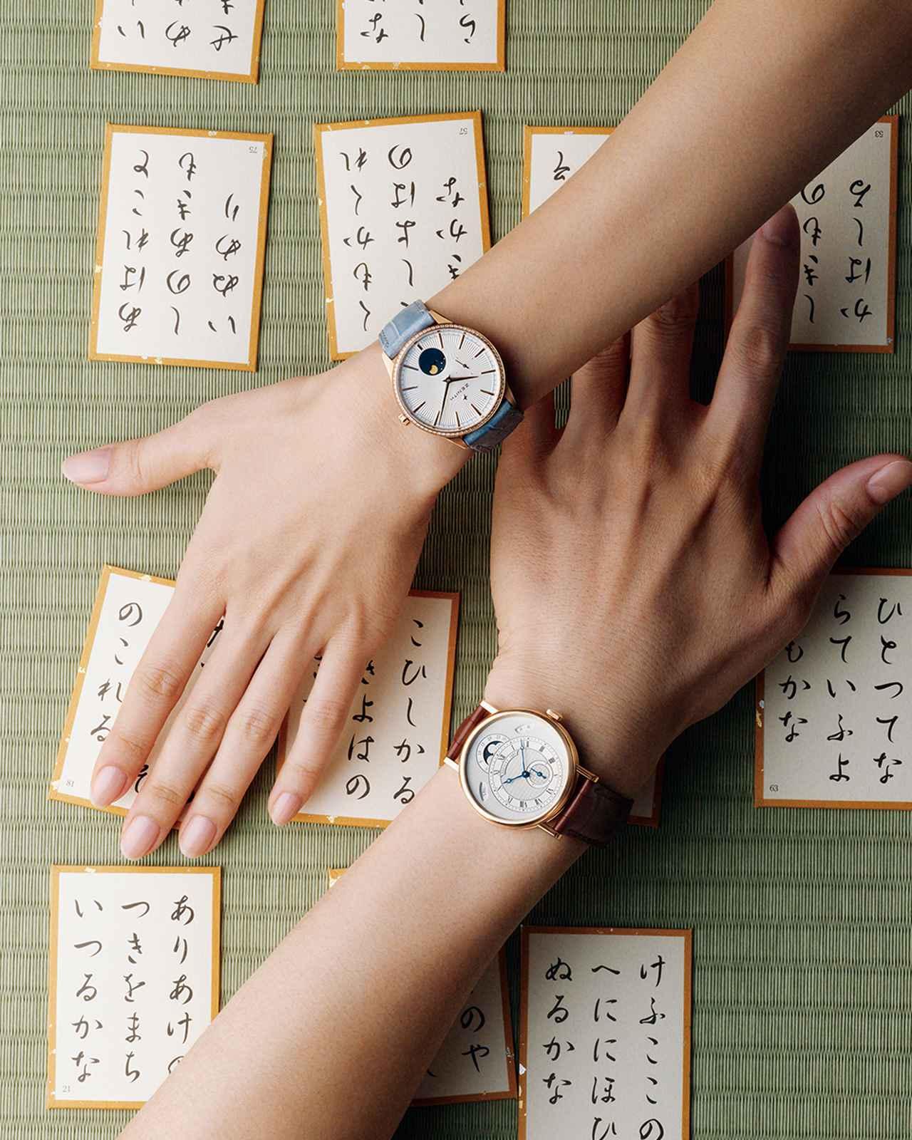 """Images : 4番目の画像 - 「変わらないために、変わり続ける。 """"名品""""と讃えられる、 定番ウォッチ8選」のアルバム - T JAPAN:The New York Times Style Magazine 公式サイト"""
