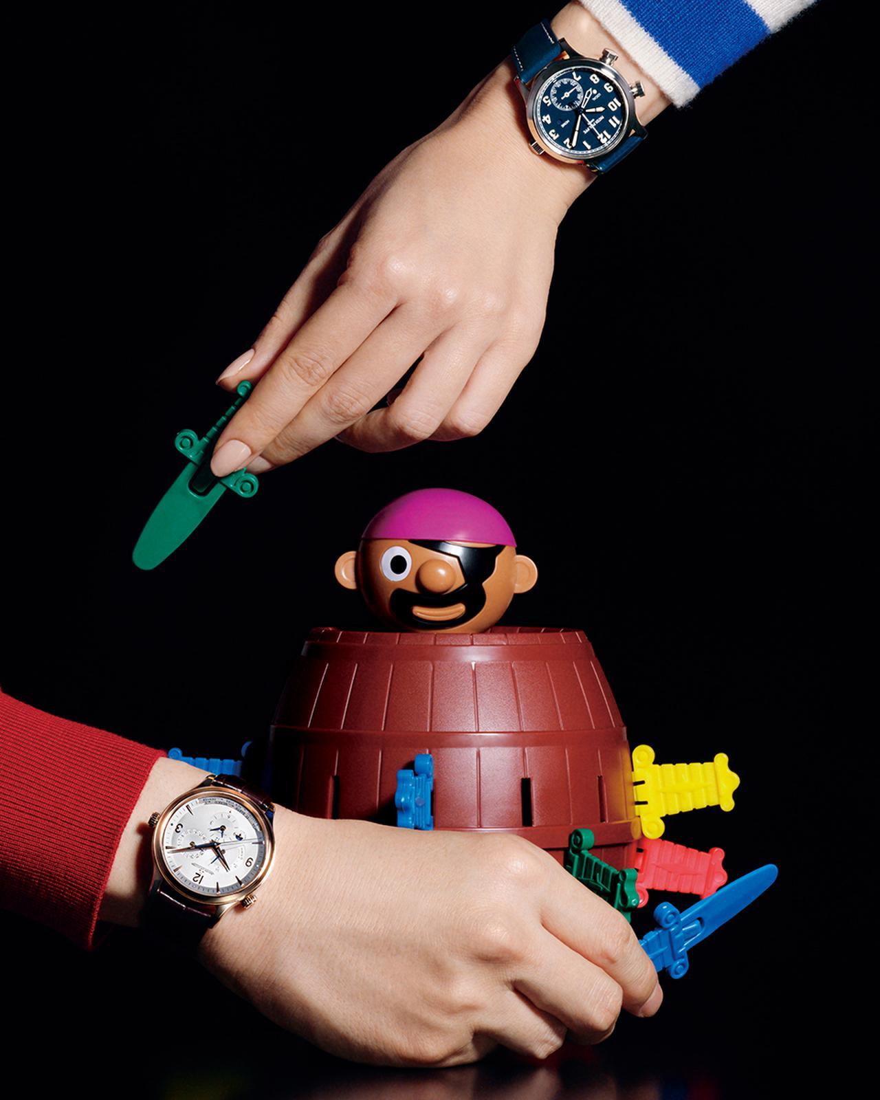 """Images : 3番目の画像 - 「変わらないために、変わり続ける。 """"名品""""と讃えられる、 定番ウォッチ8選」のアルバム - T JAPAN:The New York Times Style Magazine 公式サイト"""
