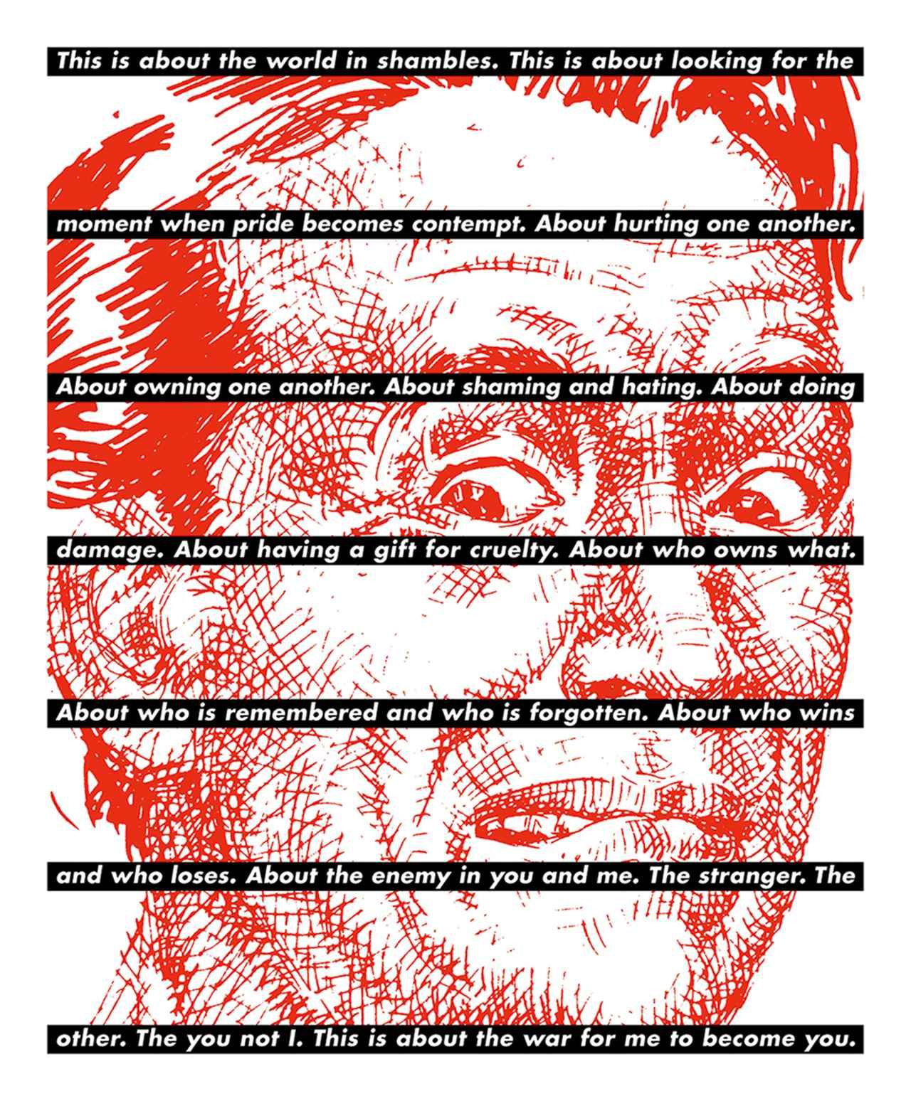 Images : 1番目の画像 - 「バーバラ・クルーガー 記憶に残り続ける作品を生み出す 希代のアーティストの軌跡<後編>」のアルバム - T JAPAN:The New York Times Style Magazine 公式サイト