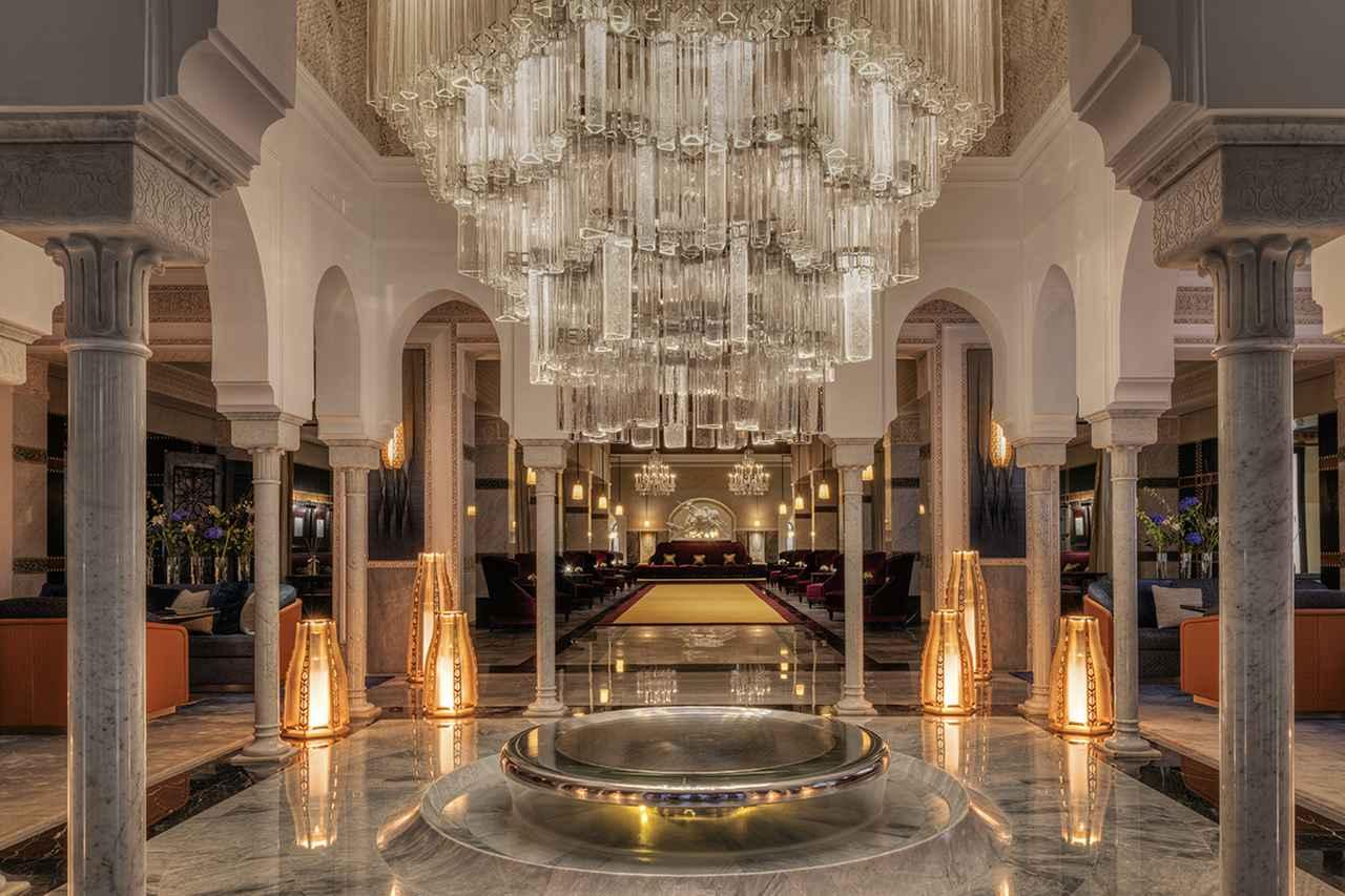 Images : 8番目の画像 - 「ウィズ・コロナ時代の旅の布石ーー モロッコを象徴するホテル ラ・マムーニアを訪ねて」のアルバム - T JAPAN:The New York Times Style Magazine 公式サイト
