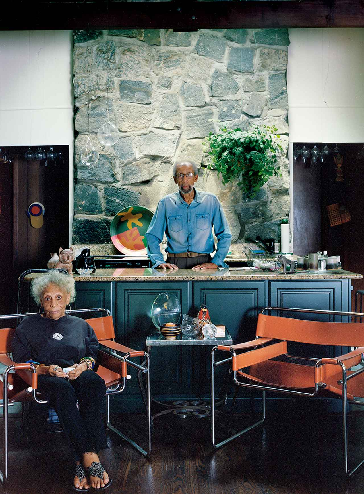 Images : 1番目の画像 - 「黒人コミュニティをつくりあげた 家族たちのパイオニア・スピリット」のアルバム - T JAPAN:The New York Times Style Magazine 公式サイト