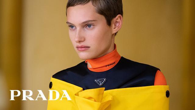 画像: Prada Spring/Summer 2021 Womenswear Show www.youtube.com
