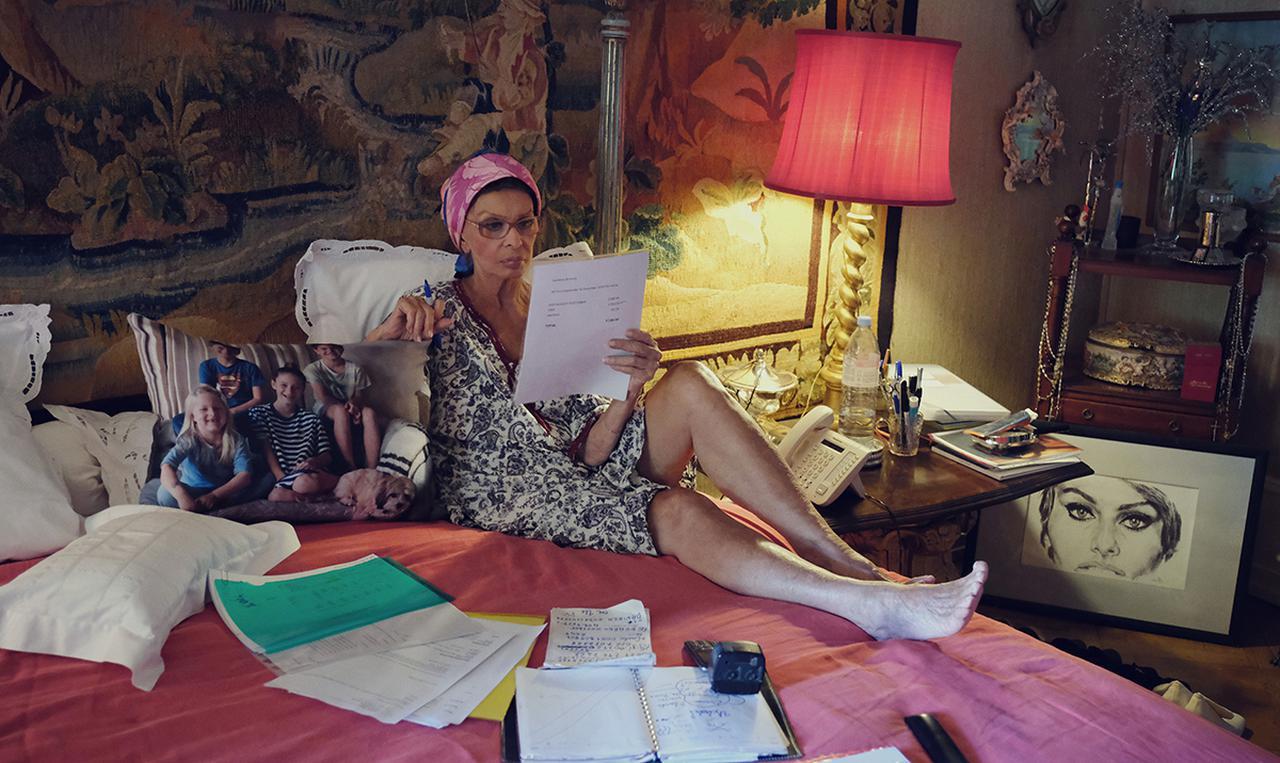 Images : 3番目の画像 - 「ソフィア・ローレン、 約10年ぶりに映画に復帰 ――「私は完璧主義者」」のアルバム - T JAPAN:The New York Times Style Magazine 公式サイト