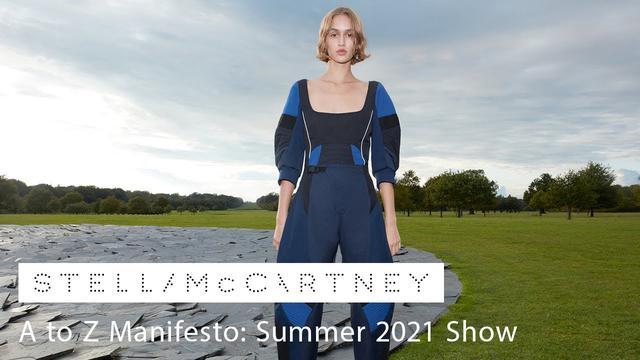 画像: McCartney A to Z Manifesto: Summer 2021 Show www.youtube.com