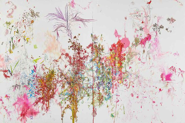 画像: 許寧《Season - Letter》 2019年 oil on canvas 260.0 x 388.5 cm PHOTOGRAPH: COURTESY OF ARTIST, © XU NING, COURTESY OF TOMIO KOYAMA GALLERY